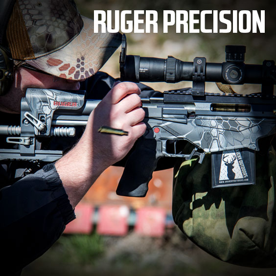 RUGER PRECISION